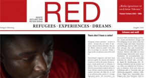 red-refugee-newspaper#5 Druck.indd